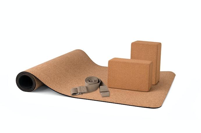Cork block, pilihan yang eco-friendly