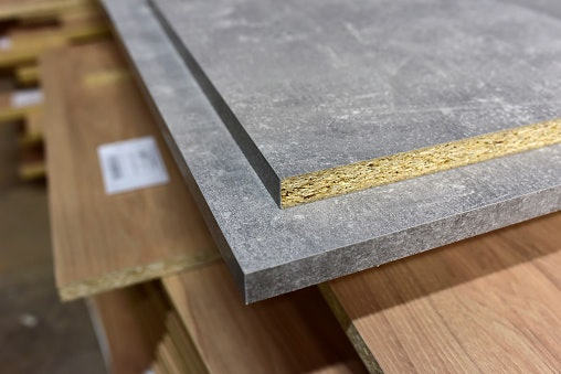 Material MDF: Lebih ringan dan elegan