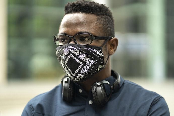 Masker nonmedis: Ramah lingkungan dan sebagai pelengkap fashion