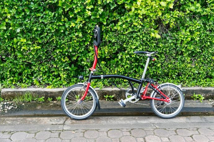 P type: Setang S dan M dalam satu sepeda!