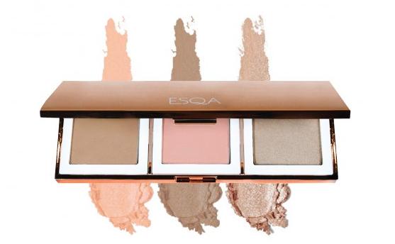 ESQA, luxurious makeup dengan konsep vegan