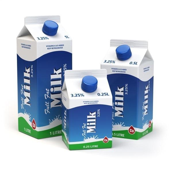 Pilih ukuran susu berdasarkan jumlah konsumsi sehari-hari