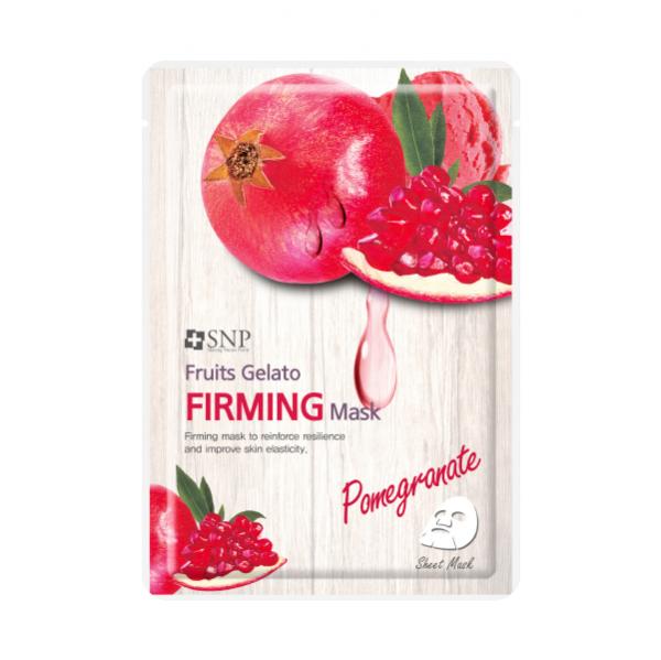 Fruits Gelato, menawarkan ekstrak buah-buahan tropis yang kaya vitamin C
