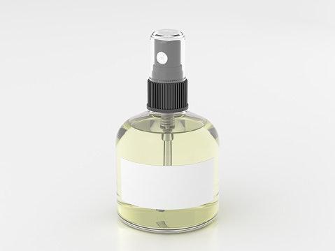 Botol spray kaca: Tampak lebih elegan