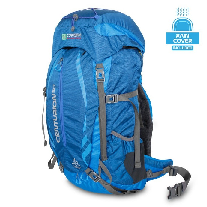 Carrier, tas yang dapat menampung perlengkapan camping dan hiking