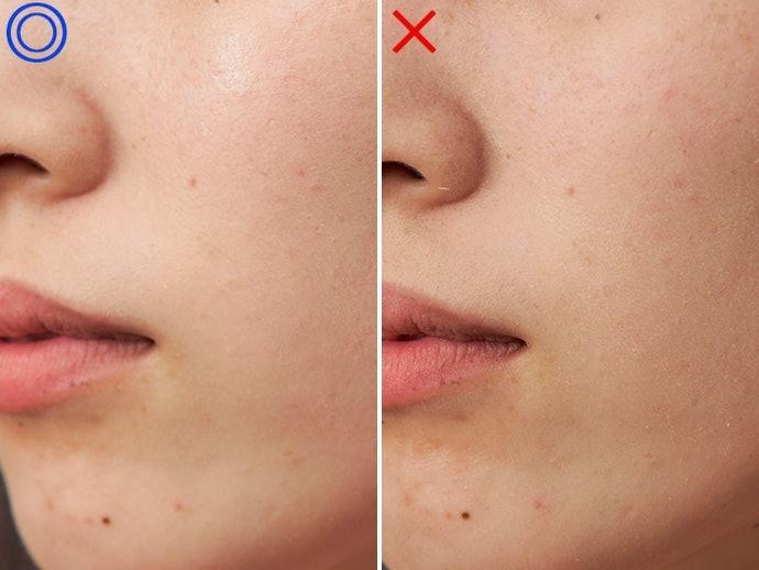 [Highlight] Finishing terbaik adalah yang memberikan efek kulit cerah natural dan tidak lengket
