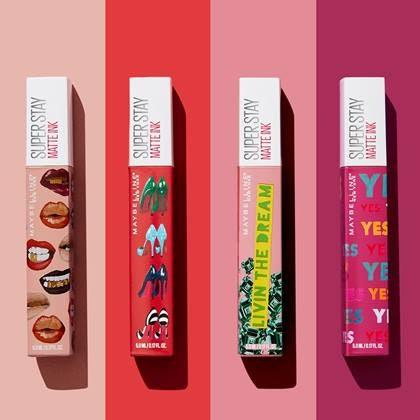 SuperStay: Makeup yang tahan lama seharian, termasuk pada kulit berminyak