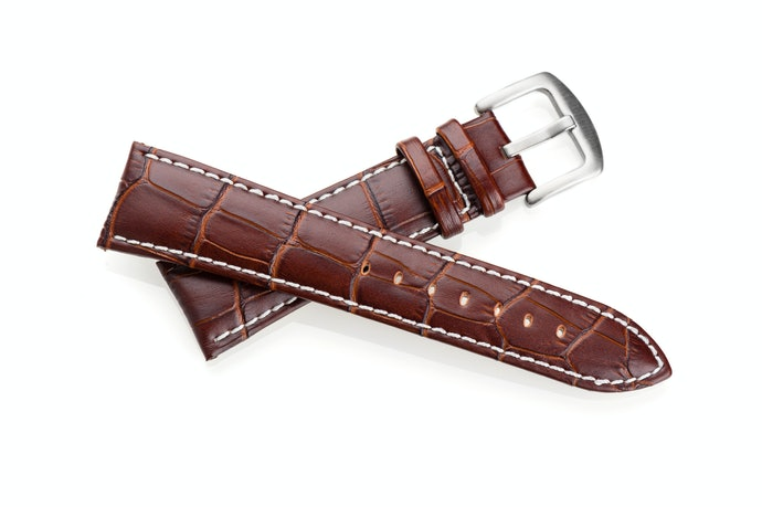 Strap kulit: nyaman saat dipakai dan awet
