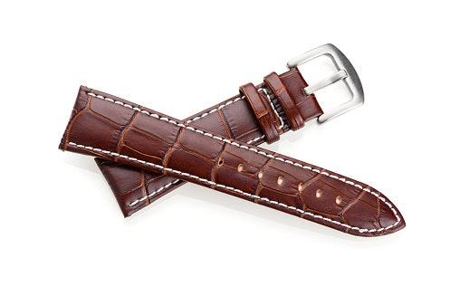 Strap kulit: Bernuansa vintage dan formal