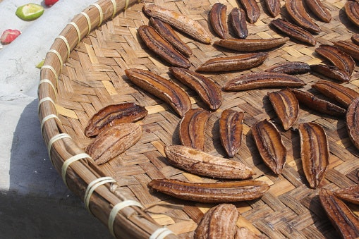 Sale pisang basah: Rasa lebih manis, tetapi daya tahannya lebih singkat
