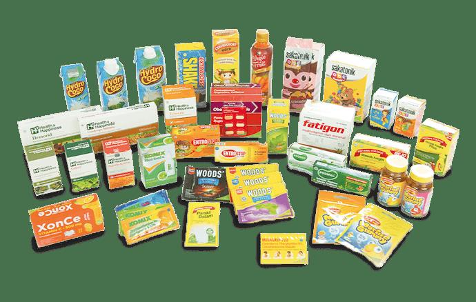 Produk consumer health, untuk Anda yang membutuhkan suplemen atau obat bebas