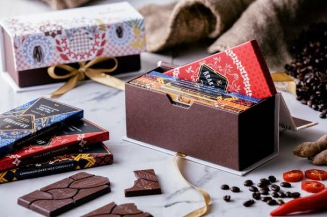 Pilih gift set sebagai hantaran yang manis