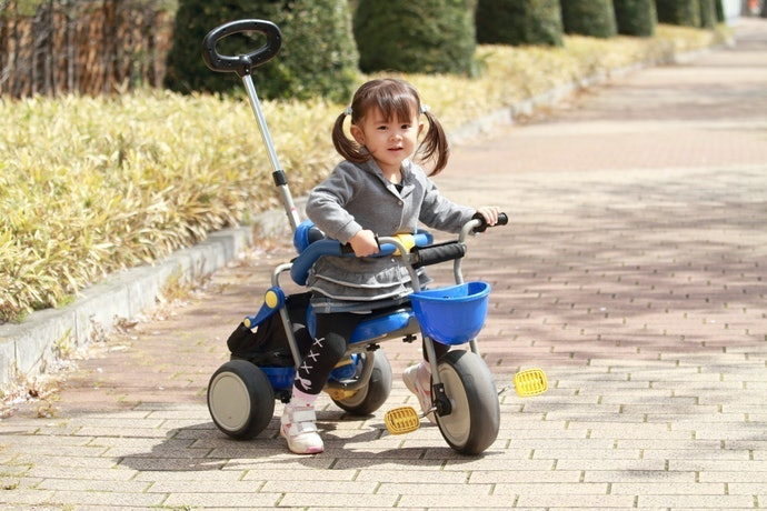 Sepeda roda 3: Cocok dijadikan sepeda pertama untuk anak