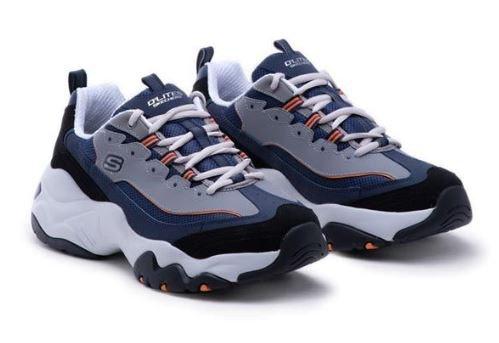 Athletic sneakers: Cocok untuk berolahraga