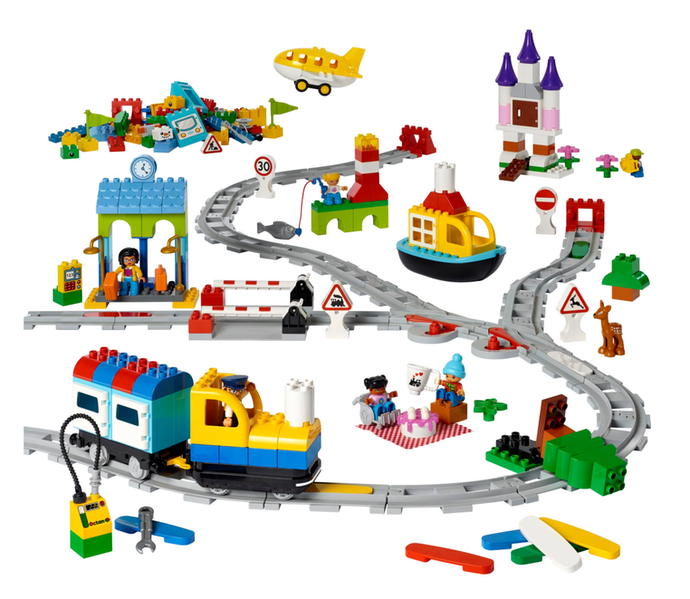 LEGO DUPLO, mainan ramah untuk balita