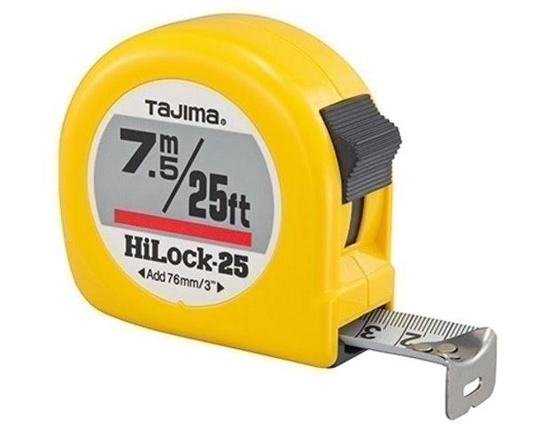 Pilih yang ada lock/stop button untuk menahan meteran
