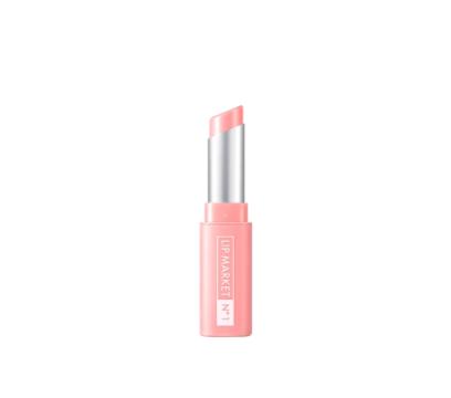 Soft pink atau peach untuk tampilan natural