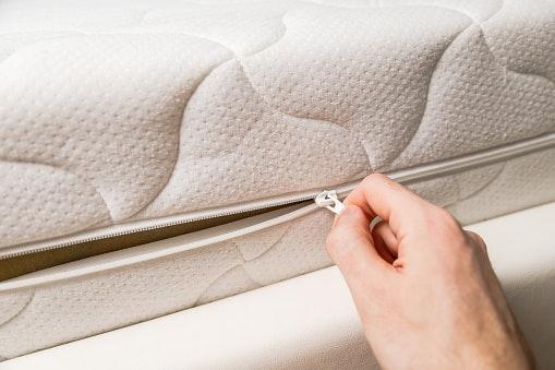 Tipe full cover, perlindungan menyeluruh untuk kasur Anda