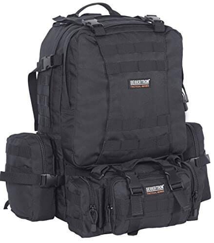 Backpack dan daypack, kapasitas besar yang cocok untuk membawa laptop hingga baju ganti