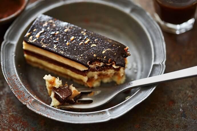 Garpu kue dan dessert: Berukuran kecil dan lengkap dengan fungsi khusus