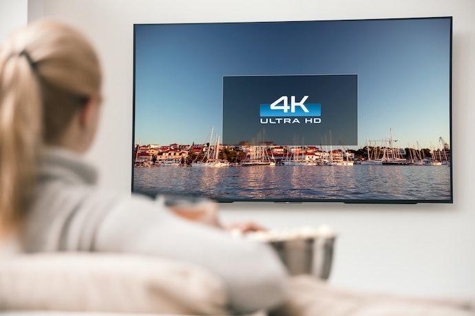 TV UHD, menawarkan resolusi 4K