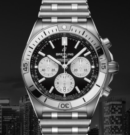 Seri Chronomat yang menjadi andalan Breitling