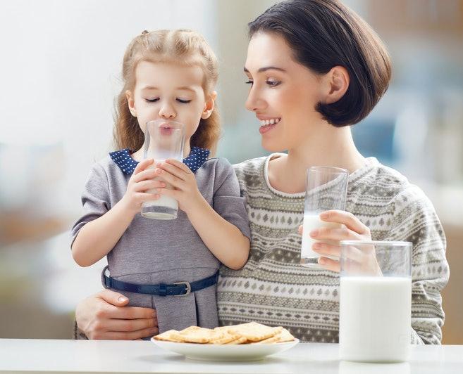 Sesuaikan produk susu dengan usia orang yang mengonsumsinya
