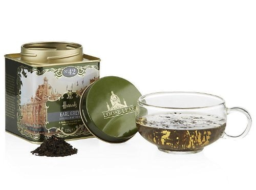 Apa itu earl grey tea?