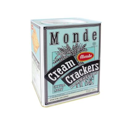 Crackers, teksur renyah bertemu rasa gurih