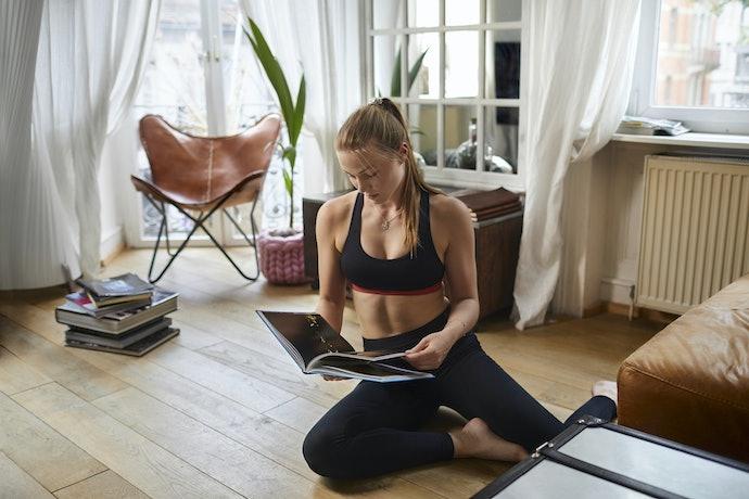 Pertimbangkan buku kesehatan praktis yang mudah dipahami dan diterapkan