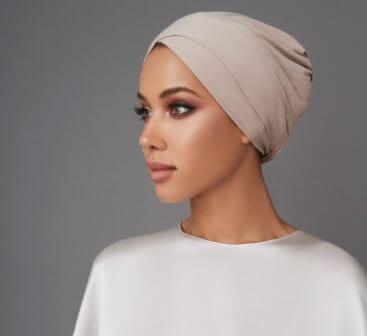 Model turban underscarf: Kesan elegan untuk meningkatkan penampilan