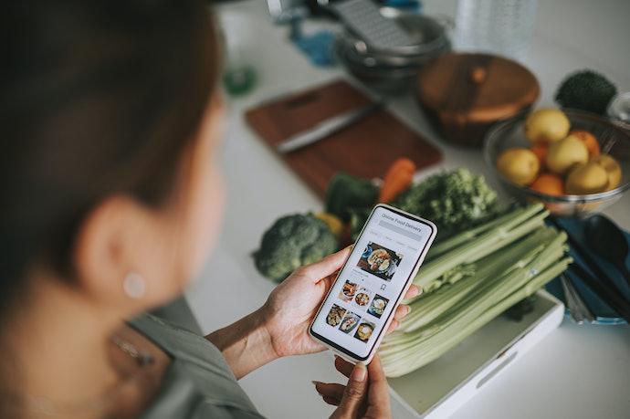 Unduh aplikasi toko sayur online untuk produk yang lebih komplet