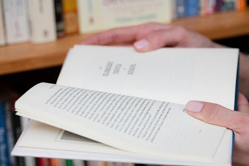 Perhatikan sinopsis dan ulasan pembaca