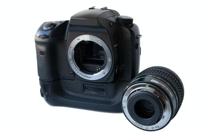 Sesuaikan desainnya dengan kamera Anda
