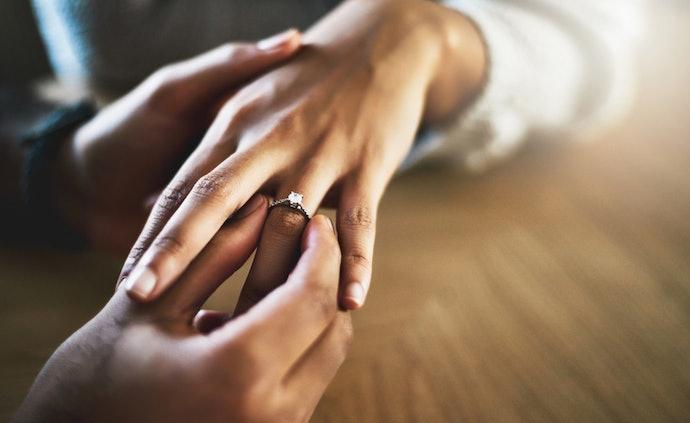 Sesuaikan jenis cincin dengan level hubungan Anda