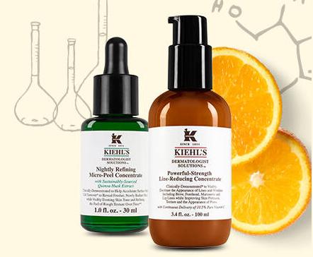 Pertimbangkan produk Dermatologist™ Solutions untuk kulit sensitif