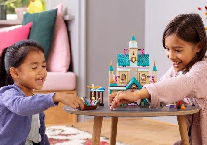 Anak-anak : pilihlah yang lebih sederhana dan mengasah imajinasi