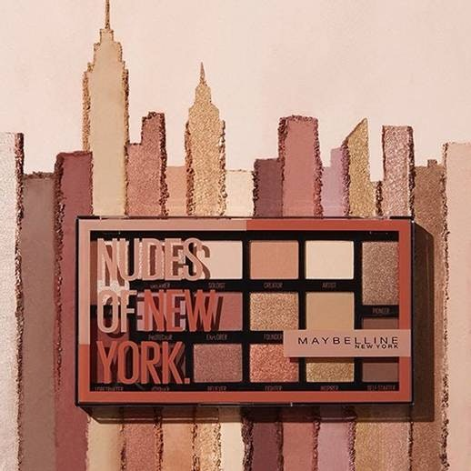 Maybelline telah membawa tren fashion New York ke seluruh dunia