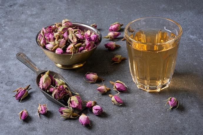 White tea, lebih ringan dan lembut