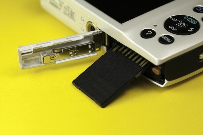 Cara menggunakan Wi-Fi SD card