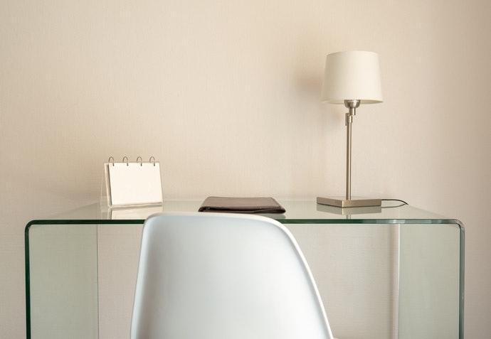 Kaca, tampilan elegan, modern, dan tahan panas