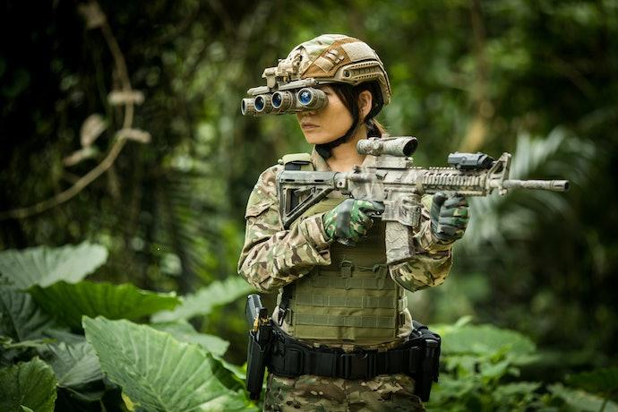 Generasi 3, memiliki performa kelas militer