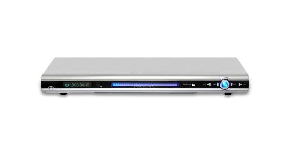 Pilih berdasarkan ukuran dan berat DVD player