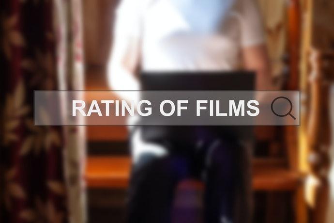 Pastikan rating usia penonton sesuai