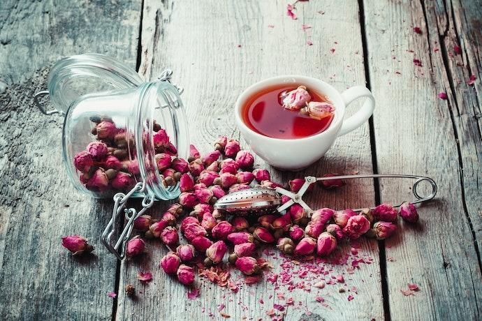 Apa manfaat teh bunga mawar?