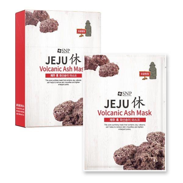 Jeju Mask, menutrisi kulit dengan bahan alami asal Korea