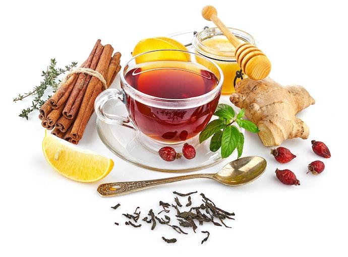 Herbal + jahe: Jenis tanpa kafein yang cocok untuk relaksasi
