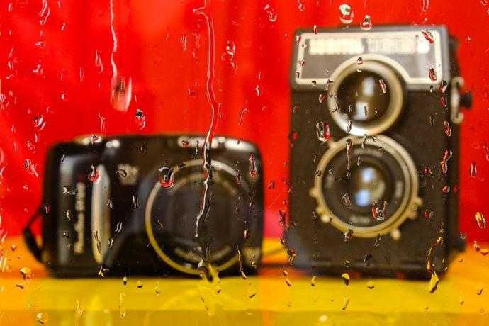 Pilih kamera dengan fitur weather resistant