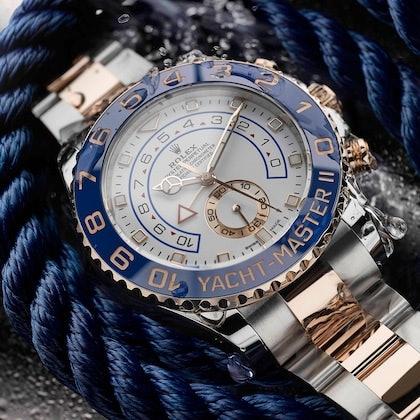 Tipe Yacht Master untuk penjelajah lautan