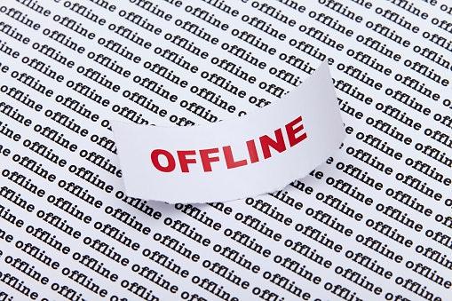 Carilah aplikasi yang bisa digunakan secara offline